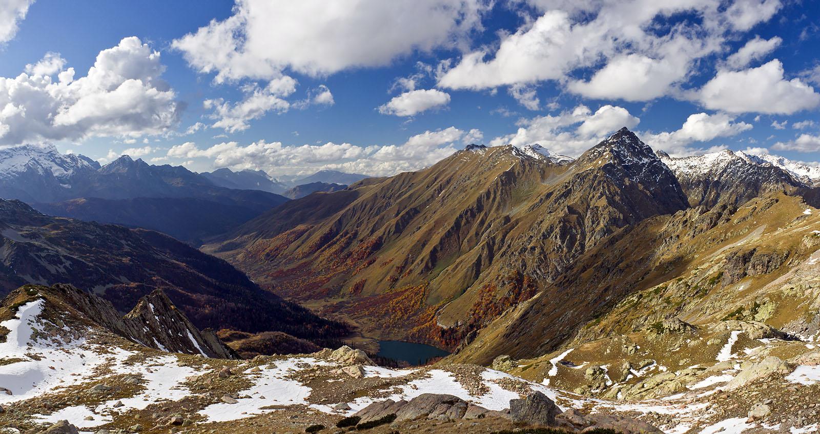 походы горы сочи кардывач