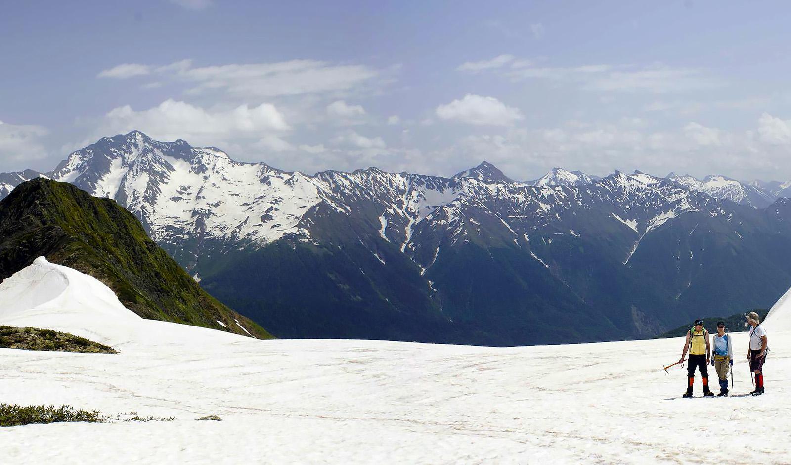 походы горы сочи ачишхо