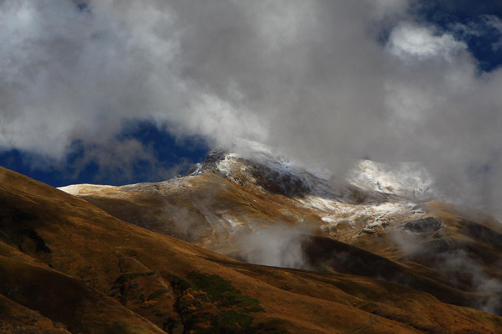 походы горы сочи аишха