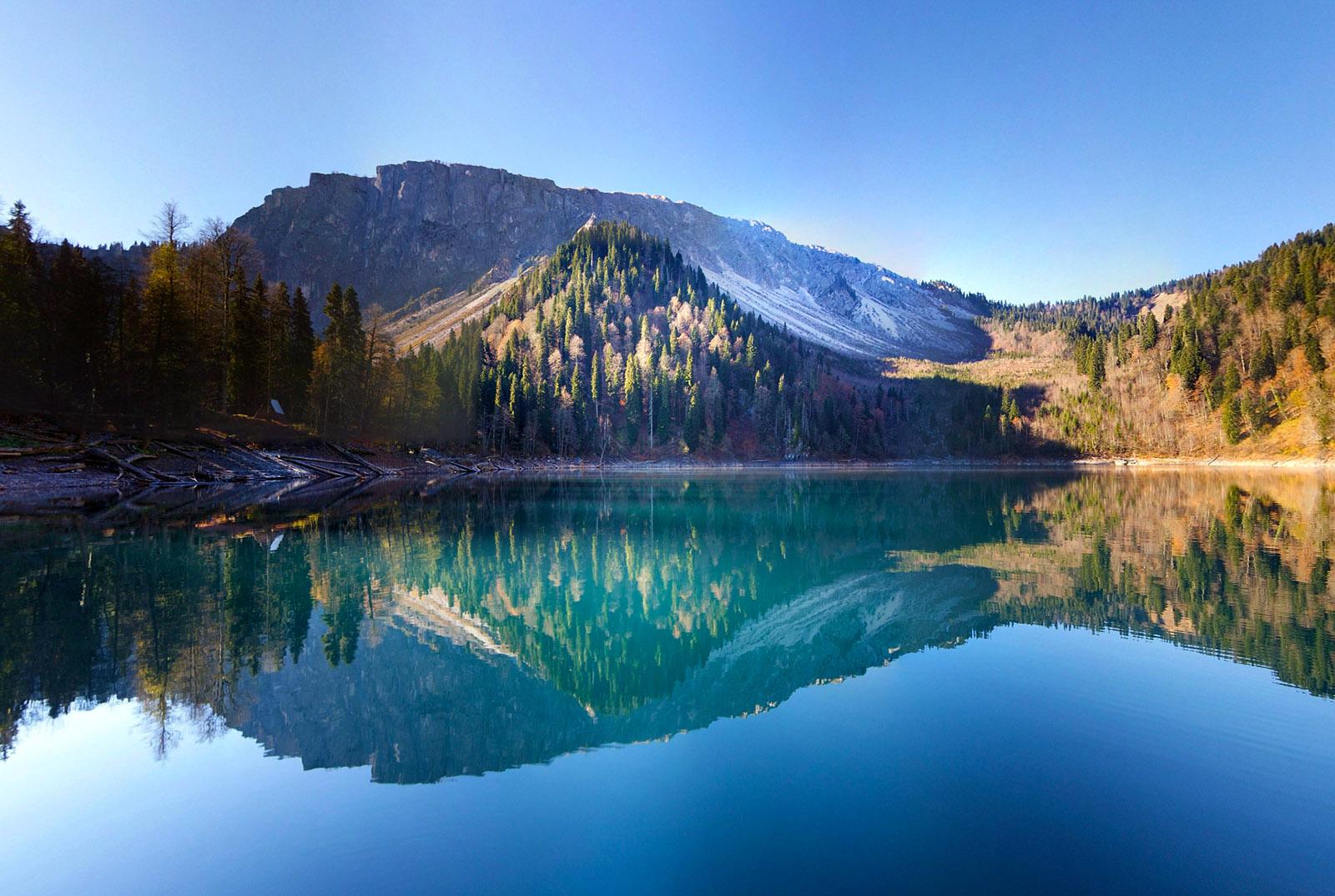 походы горы абхазии м рица
