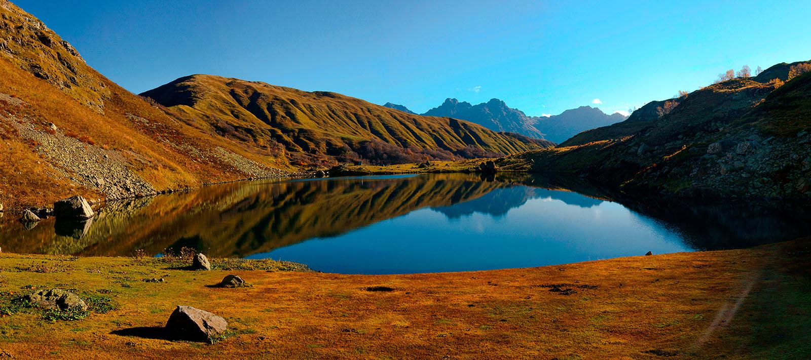 походы горы абхазии Мзы