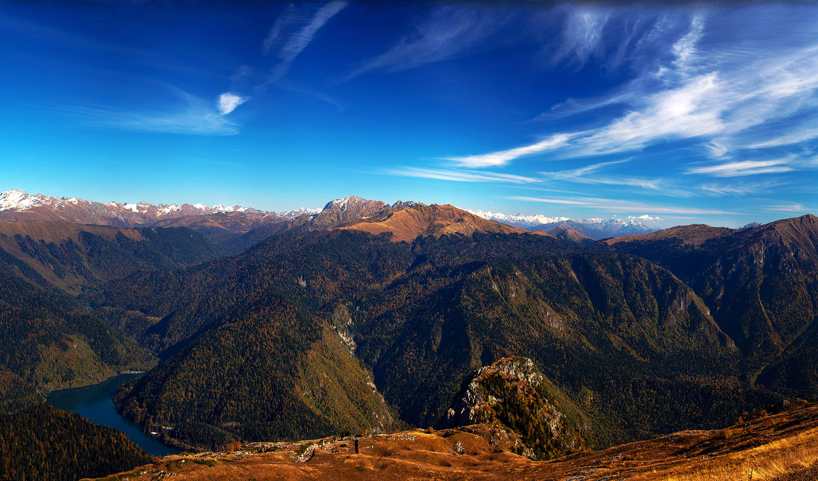 походы горы абхазии Пшигишха