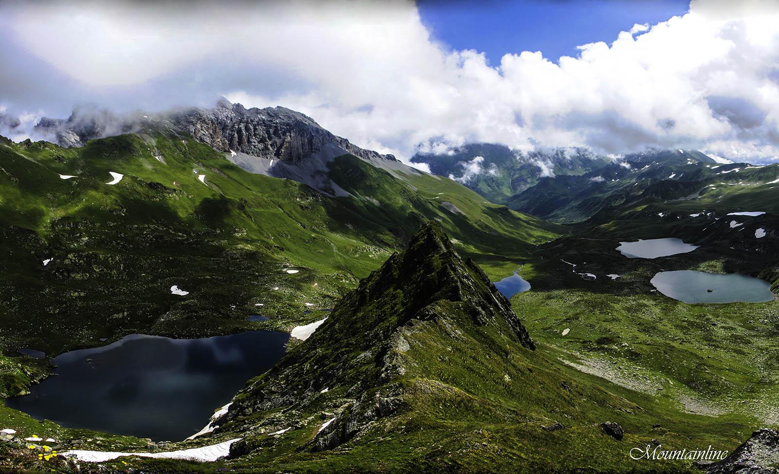 походы горы архыза загедан