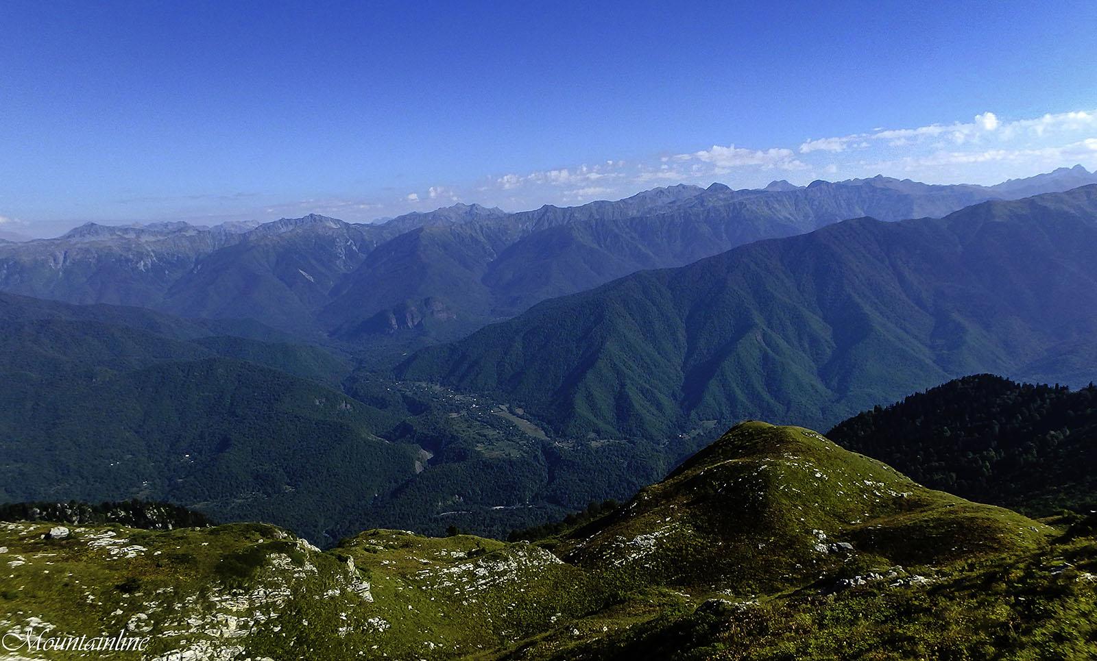 походы горы абхазии псху