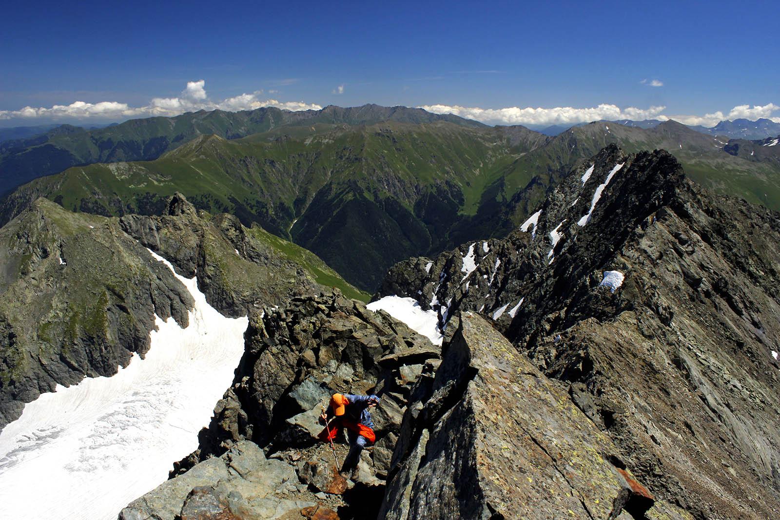 походы горы сочи цахвоа