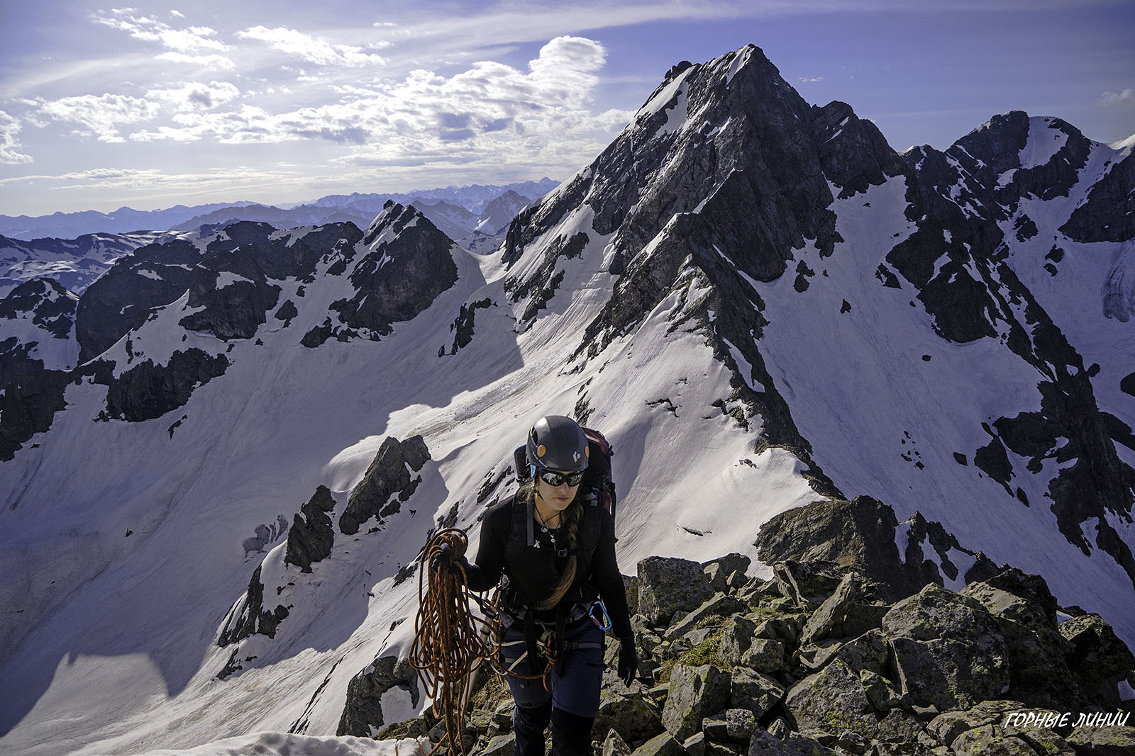 Походы в горы Сочи и Абхазии. Массив Кардывач