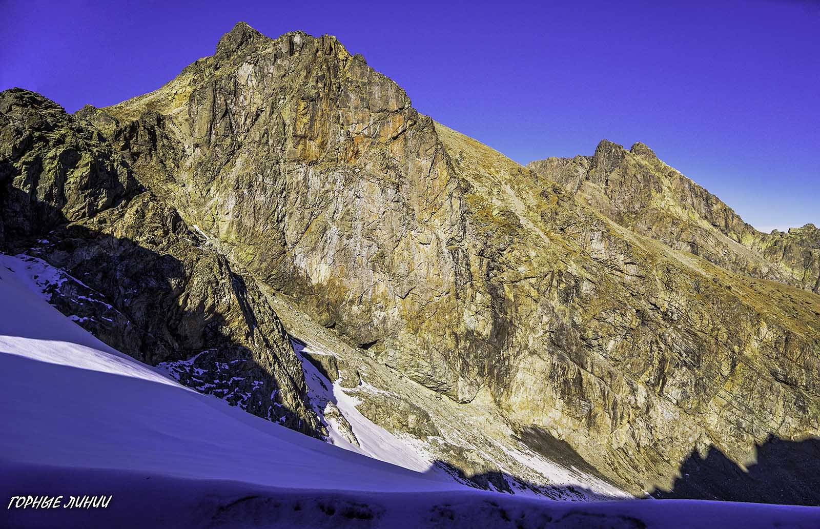 Походы в горы Абхазии. Ауадхара