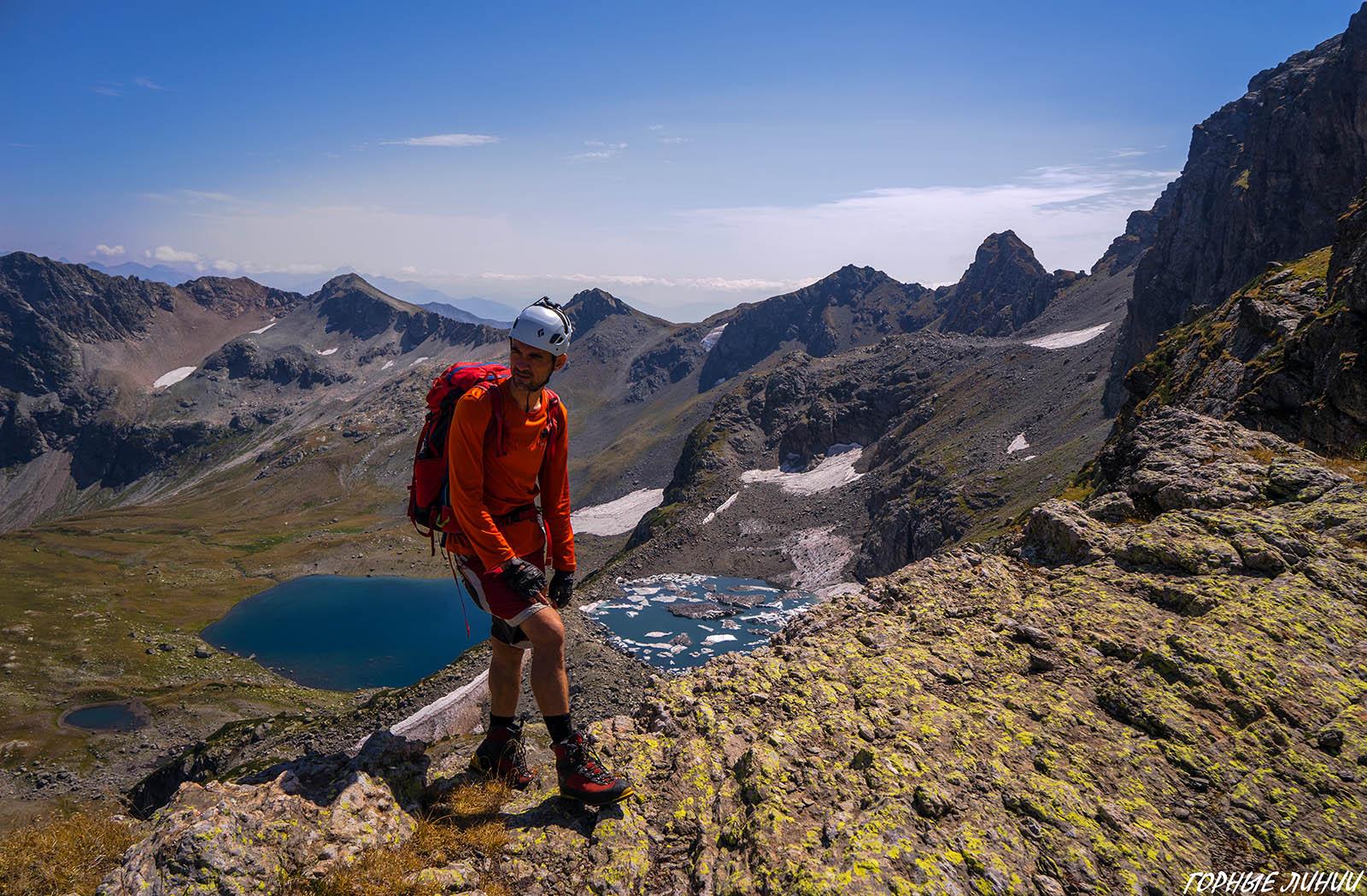 Походы в горы Сочи и Абхазии. Аджара