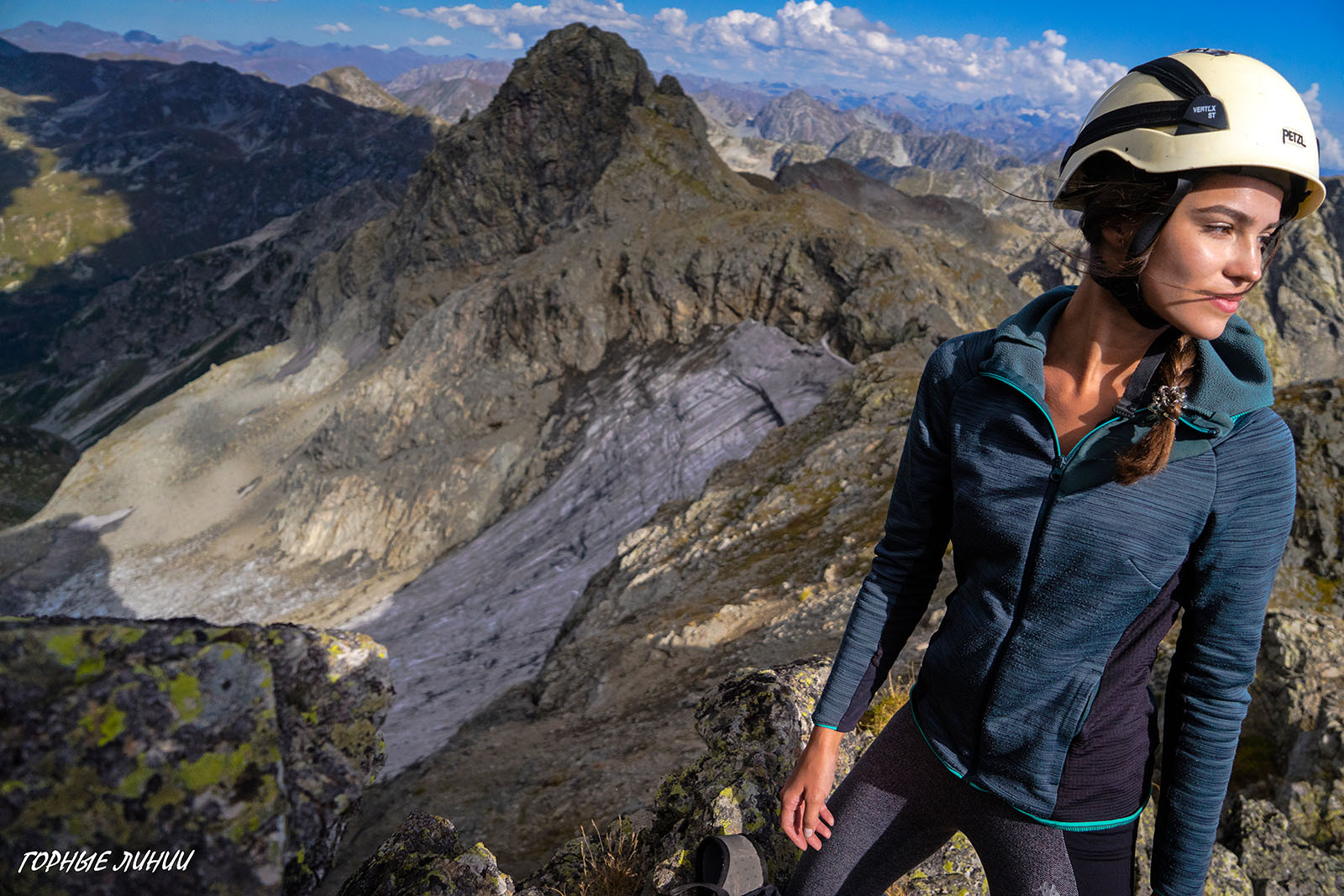 Походы в горы Сочи и Абхазии. Пик Ауадхара