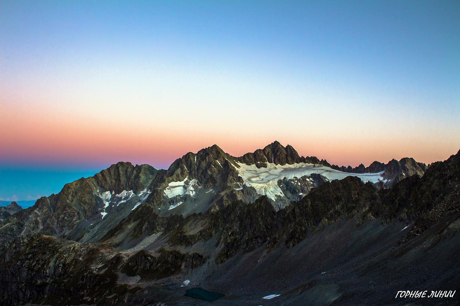 Походы в горы Сочи и Абхазии. Псыш