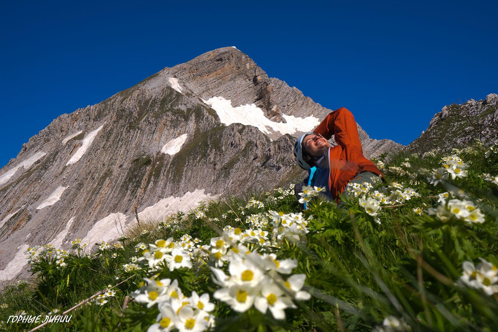 Походы в горы Сочи и Абхазии. Арбаика