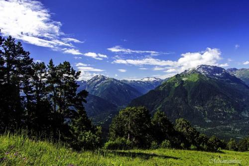 Горы долины Лабы