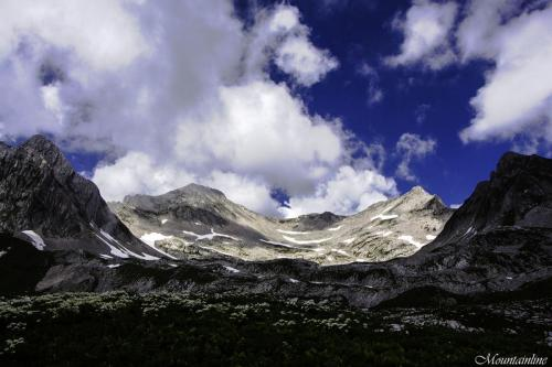 Хребет Каменный клад с Хорхи
