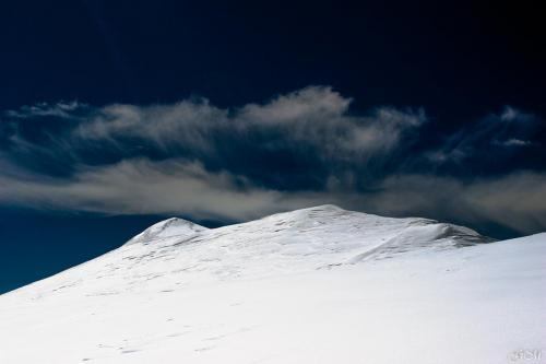Эльбрус Западный, Восточный
