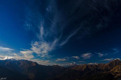 Небо Пшигишхвы