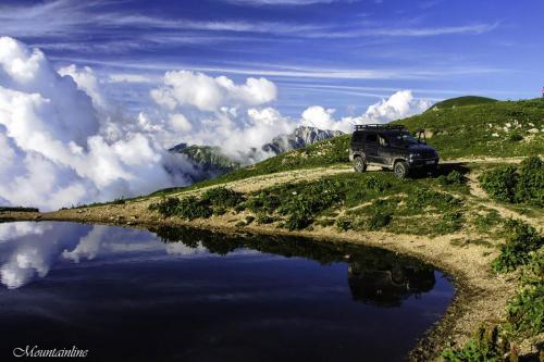 Перевал Кушон 2222 м