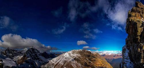 Турьи горы с 3000 м