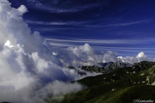 У перевала Кушон