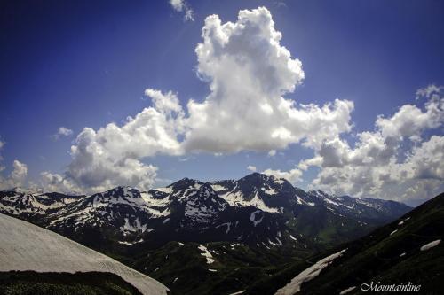 Вершины Анчхо