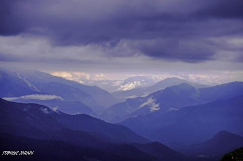 Конные походы. долина Псху