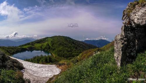 Походы в горы Сочи. Хуко