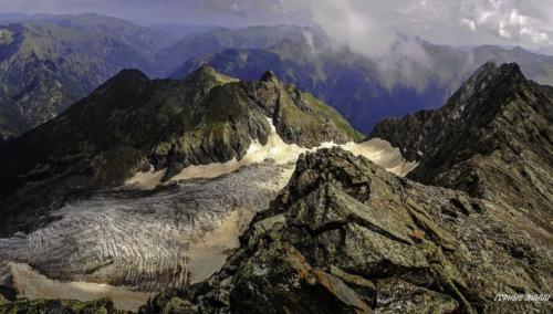 Походы в горы Сочи. Цахвоа
