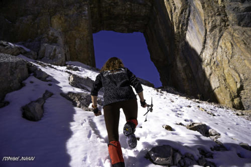 Походы в горы Абхазии. Дзоу. Арбаика