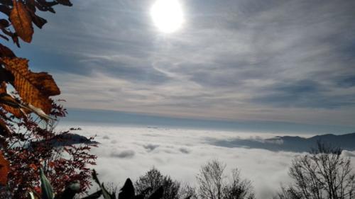 Походы в горы Абхазии. Чхалта. Гуарап