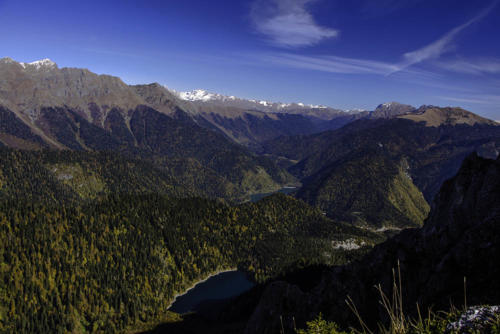 походы горы абхазия пшигишха